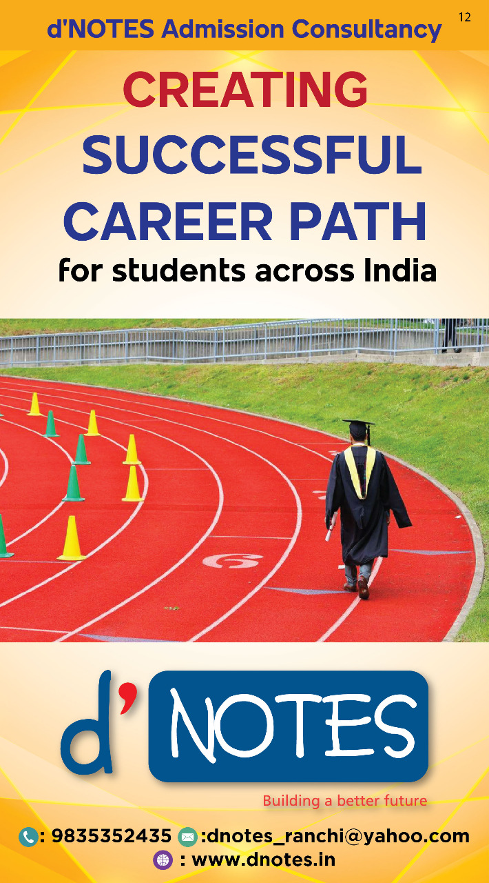 Creating successful career path...